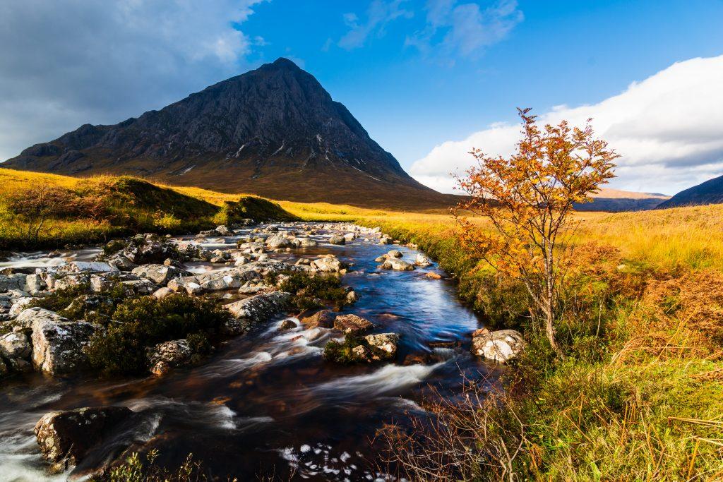 Buachaille Etive Mor, Highlands